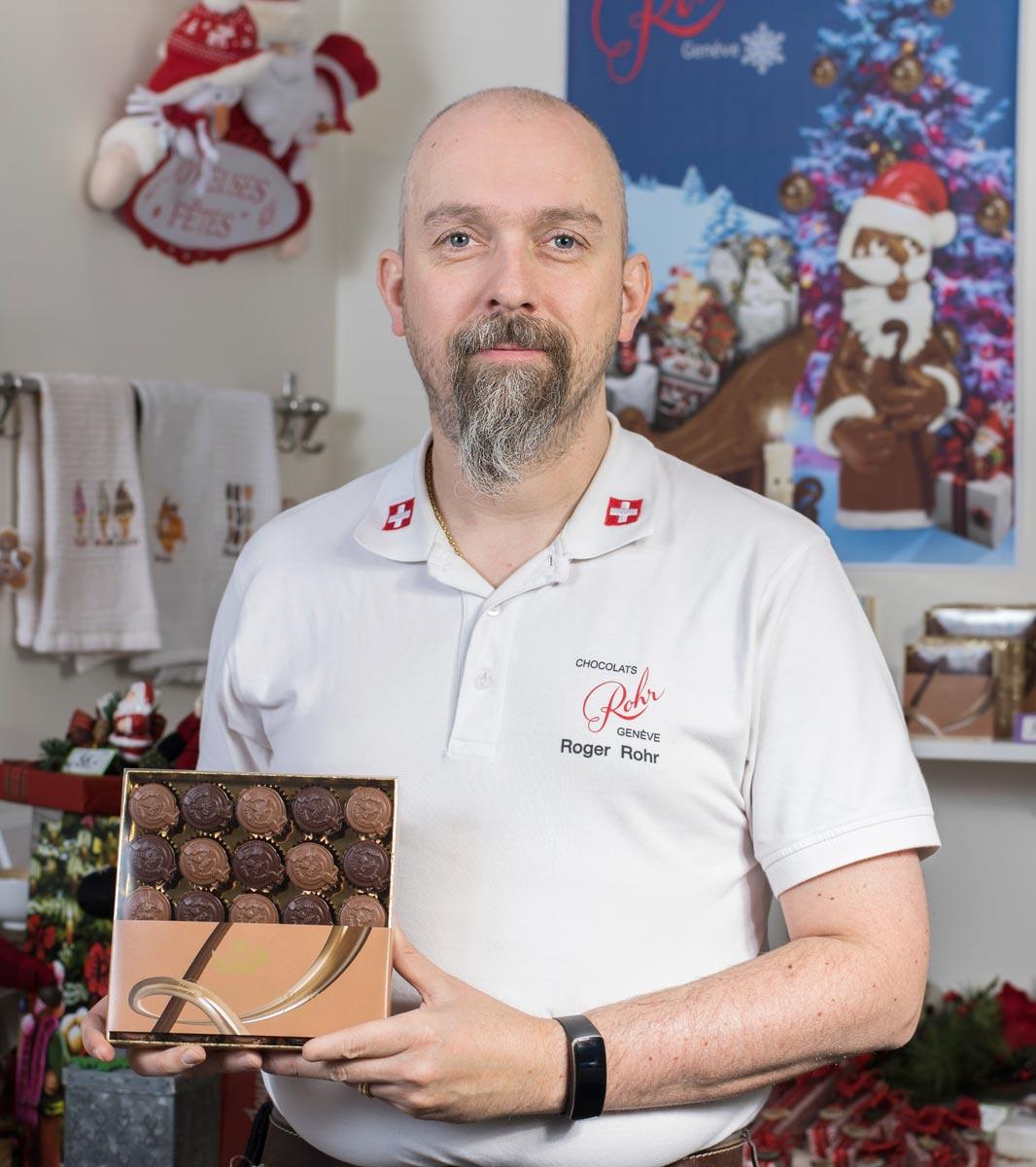 Chocolats Rohr SA portrait