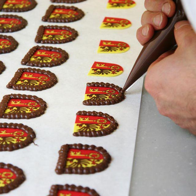 Chocolats Rohr SA marmite
