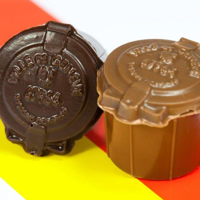 Chocolats Rohr SA objet 3