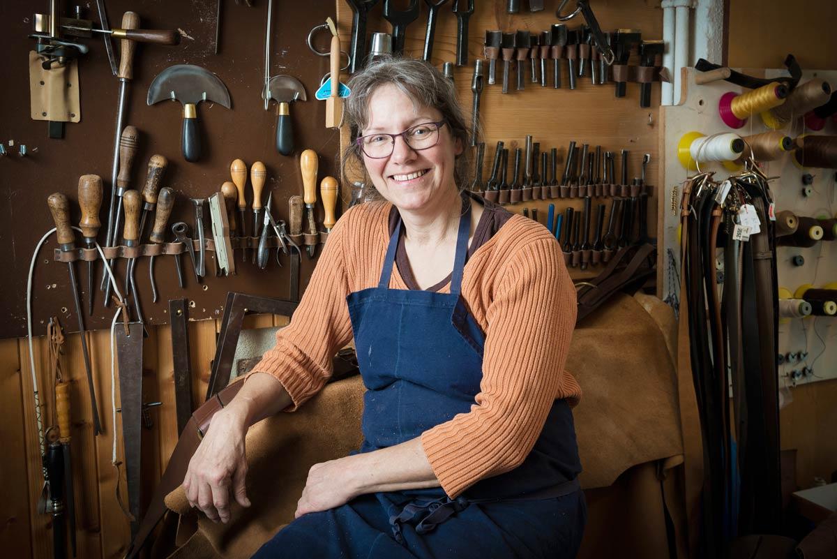 Portrait de l'artisant Sellerie Kuhnen