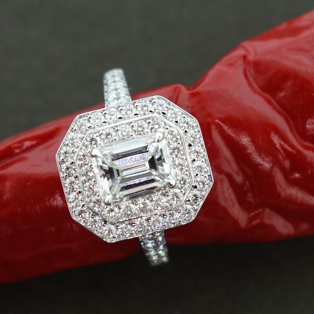 bague à diamants par marina magnin